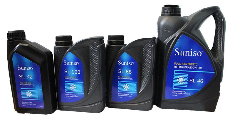 масла suniso
