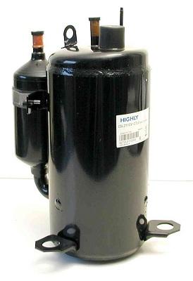 hitachi ротационен компресор